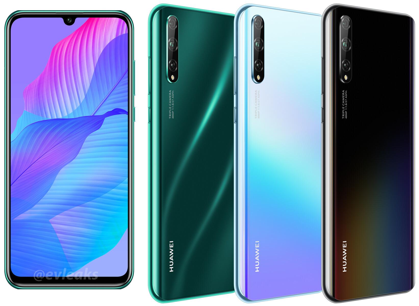 Huawei готовит к выходу конкурента смартфону Xiaomi Redmi Note 9