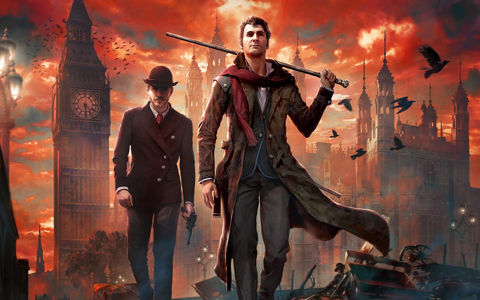 Игра про Шерлока Холмса продается с 90% скидкой