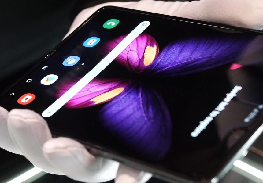 Раскрыты характеристики следующего складного смартфона Samsung Galaxy Fold Lite