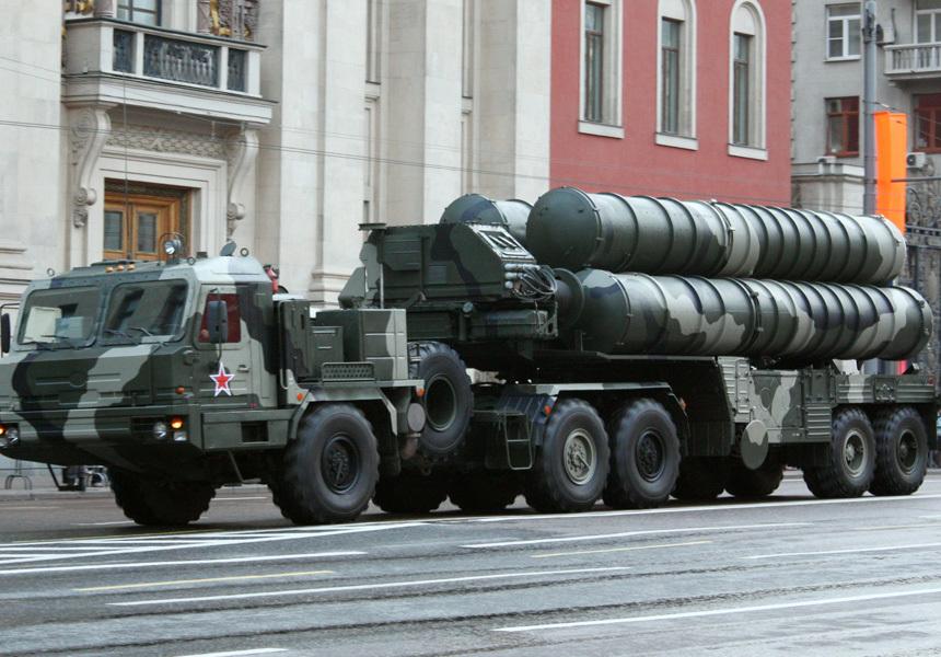 Названо преимущество российской С-400 перед американским аналогом
