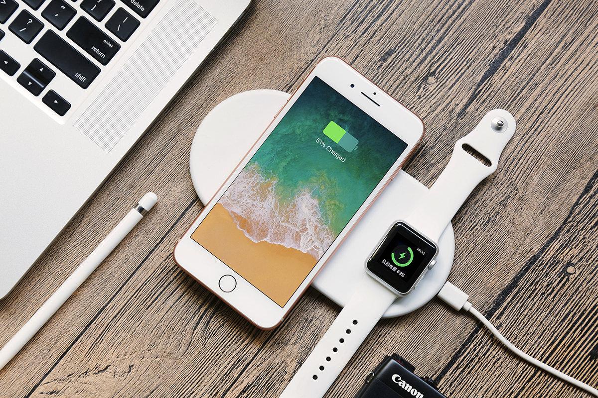 Опубликован рейтинг смартфонов с самой быстрой беспроводной зарядкой