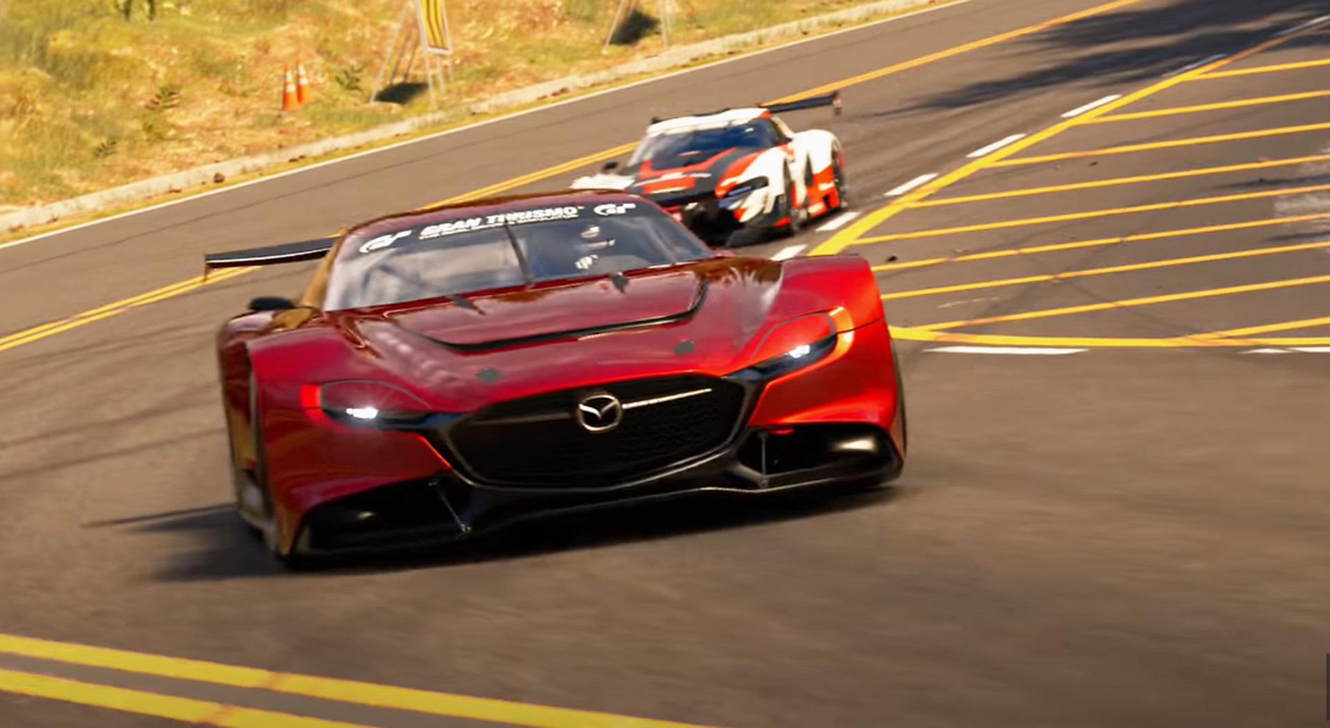 Энтузиаст сравнил графику игр Gran Turismo на PlayStation 5 и PlayStation 4 Pro