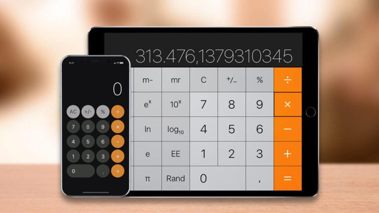 Apple объяснила отсутствие приложений 'Калькулятор' и 'Погода' на iPad в течение последних 10 лет