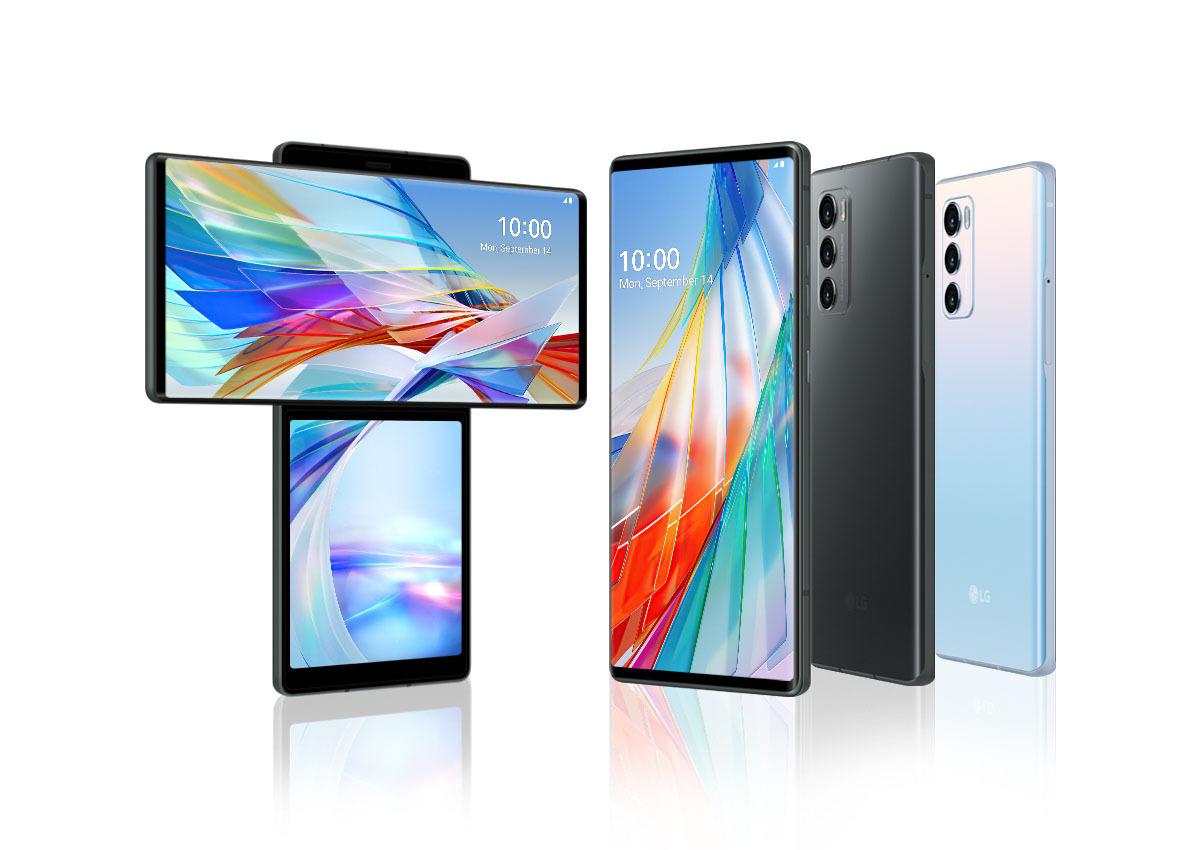 LG показала устройство своего нового смартфона с поворотным экраном
