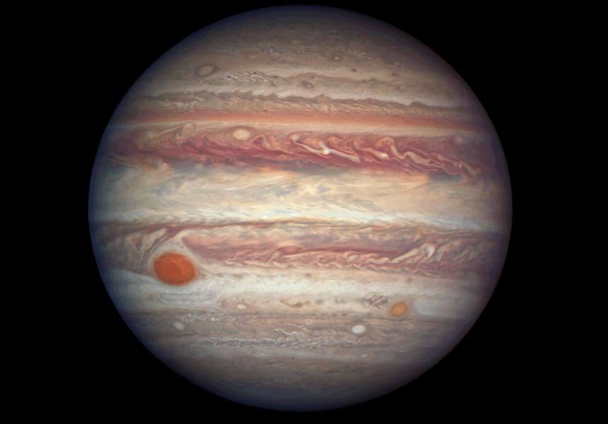 Россия запустит атомный космобуксир к Юпитеру