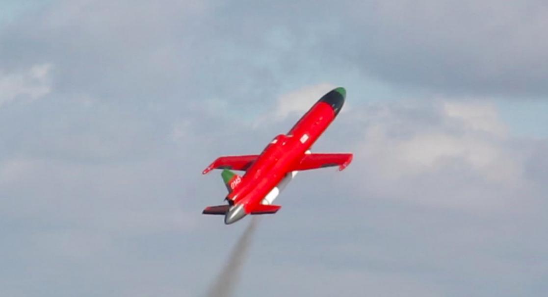 В России испытали реактивный беспилотник с напечатанным на принтере двигателем