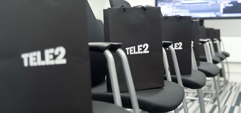 Tele2 начал раздавать «удвоенный пакет интернета»