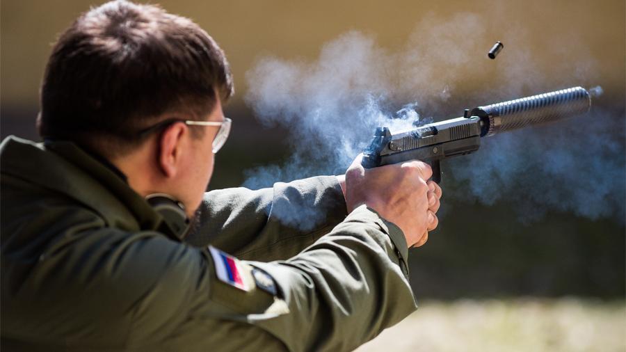 В России создадут пистолетный патрон для бесшумной и беспламенной стрельбы