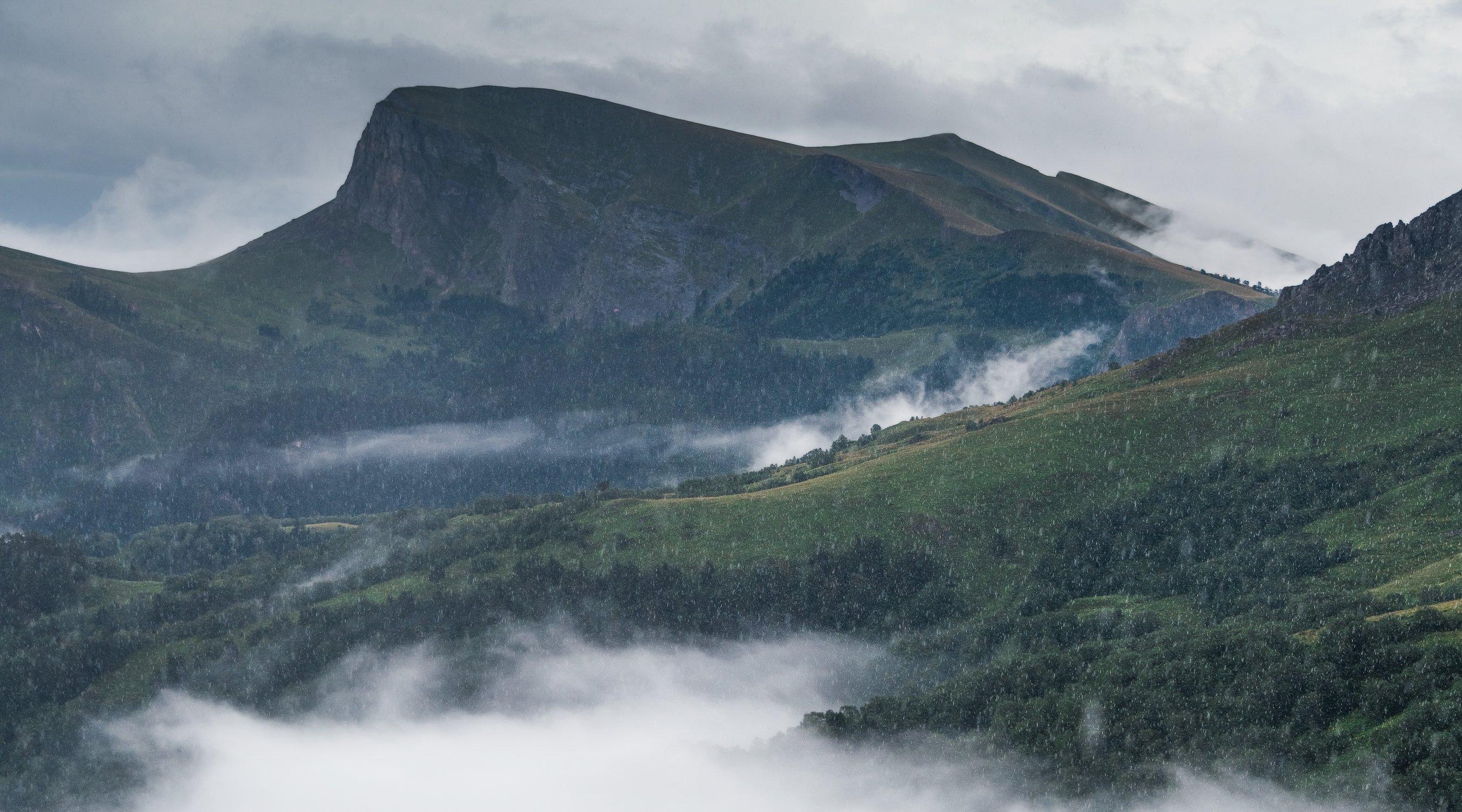 Учёные доказали, что дождь может двигать горы