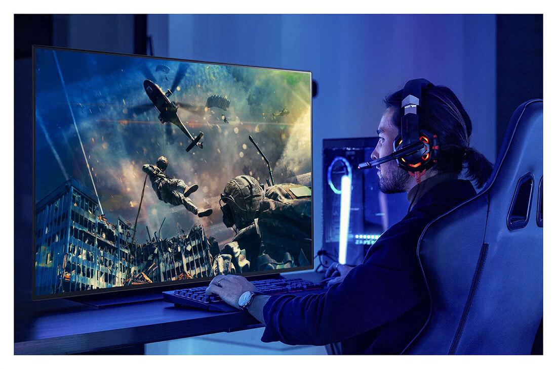 Названы лучшие игровые мониторы 2020 года