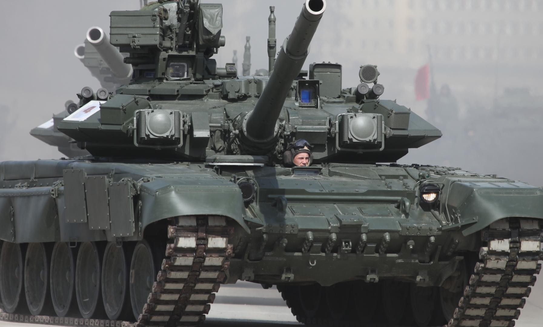 В США российский танк Т-90 назвали хитом