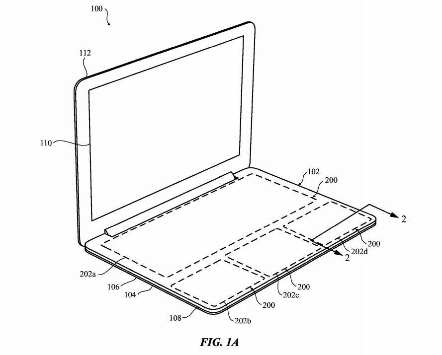 Apple придумала клавиатуру с защитой от проливаний жидкостей