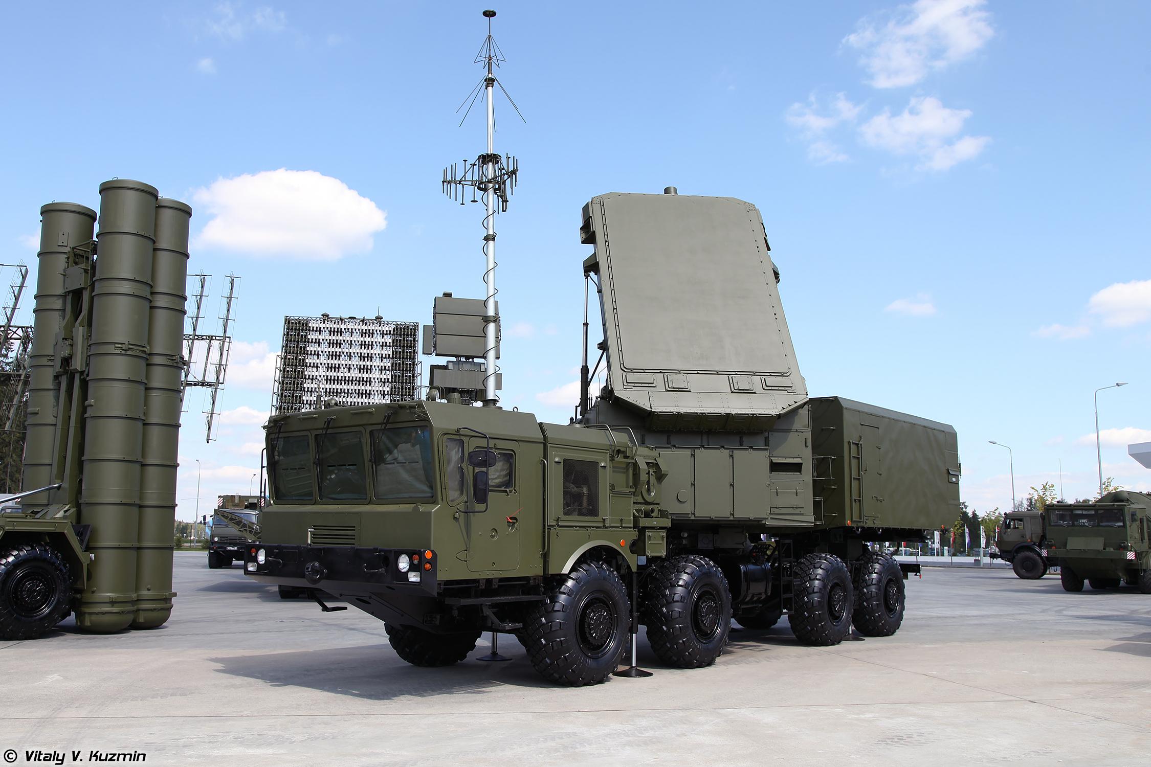 В России успешно испытали новейший ракетный комплекс С-500