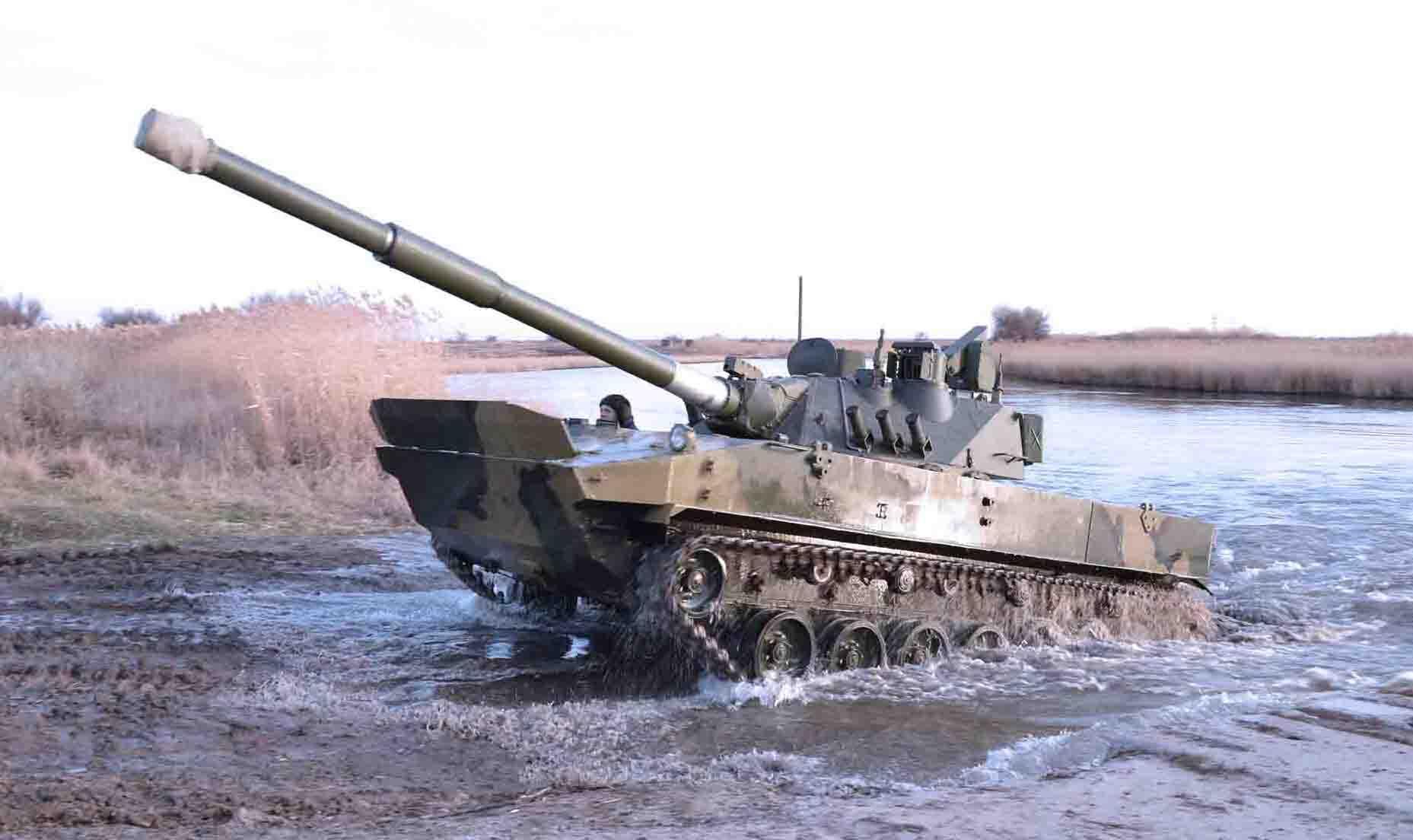 В России показали «убийцу танков»