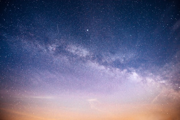 Космические объекты сделали небо на 10% ярче
