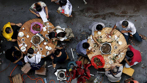 Львы, орлы и куропатки, рогатые олени, гуси, пауки // Власти КНР ограничили список животных, которых можно разводить для употребления в пищу