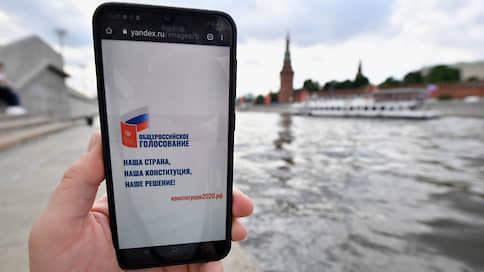 Центризбирком сделал электронный выбор // Почти 90 тыс. заявлений на участие в онлайн-голосовании по конституционным поправкам не прошли проверку