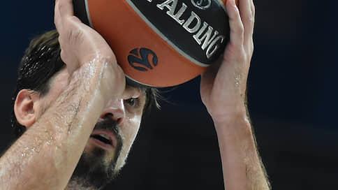Алексей Швед остался под Москвой // Лучший баскетболист России продлил контракт с «Химками»