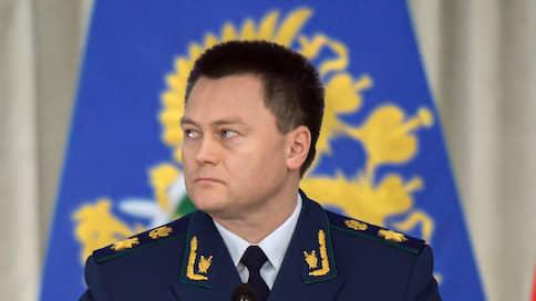 Генеральный прокурор уволил буйного // Дебош в полиции поставил точку в карьере замначальника управления Генпрокуратуры