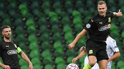 Волевая минималка «Краснодара» // В первом матче раунда play-off Лиги чемпионов он обыграл греческий ПАОК