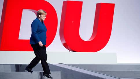 Незаменимых канцлеров нет // В ХДС ищут замену Ангеле Меркель
