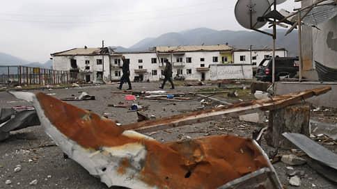 «Безжалостное и зачастую безрассудное применение боеприпасов» // Amnesty International подготовила доклад о войне в Карабахе