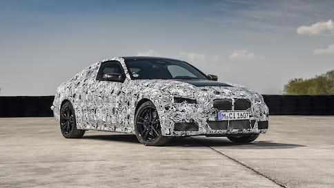 Новая BMW 4-Series Coupe станет гибридом