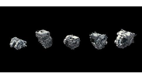 General Motors показал моторы для электромобилей