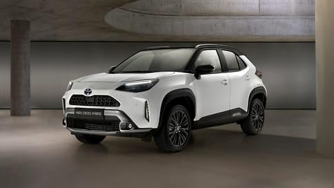 Кроссовер Toyota Yaris Cross получил «внедорожную» версию
