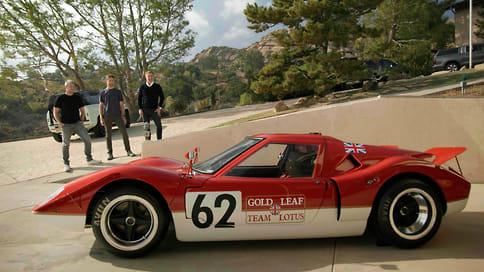 Radford возродит спорткар Lotus 62