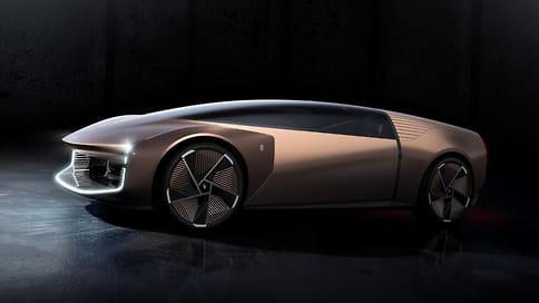 Pininfarina представила премиальный электромобиль Teorema