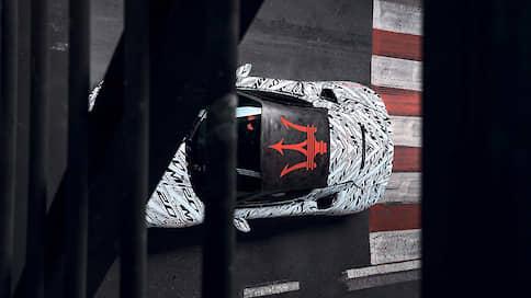 Чтобы помнили // Maserati MC20 Sir Stirling Moss