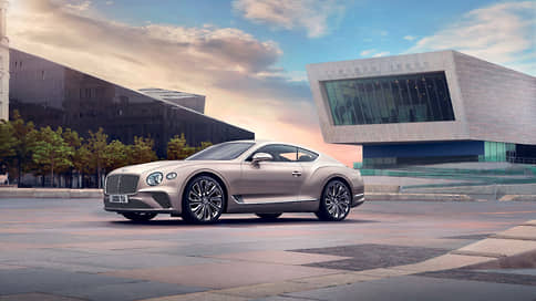 В коллекцию! // Bentley Constinental GT Mulliner