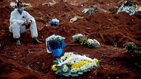 Вирус шарит по Южному полушарию // Как Бразилия вышла в лидеры по жертвам COVID и какую роль сыграл в этом ее президент