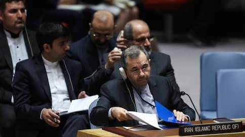 Не дать Тегерану «сушки» // В Совете Безопасности ООН предстоит схватка вокруг продажи оружия Ирану