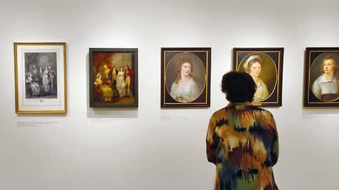 Графиня приросла портретом // Неизвестные работы Ангелики Кауфман показывают в Австрии