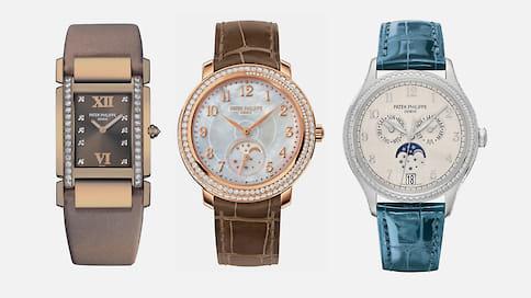 В бутики Mercury поступила ювелирная модель часов Patek Philippe Calatrava