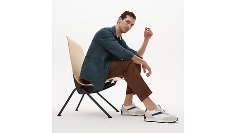 Doucal`s представили новую линию casual-кроссовок