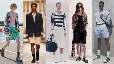 Шорт-лист // Три вида самых актуальных мужских шорт на лето