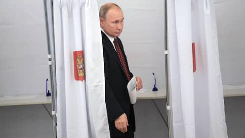 Путин планирует лично проголосовать по поправкам к Конституции