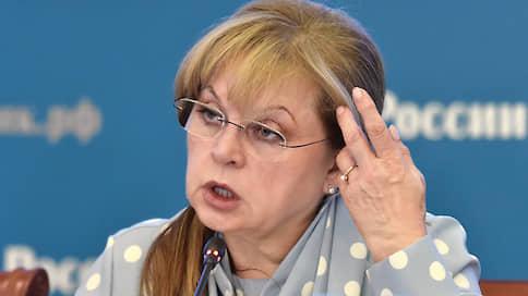 Памфилова заявила о беспрецедентных мерах безопасности на голосовании по Конституции