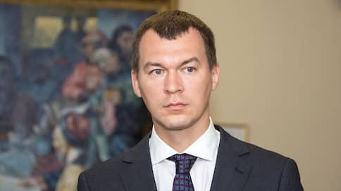 Глава Хабаровского края испытал на себе вакцину от COVID-19