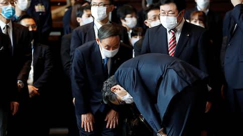 Ёсихидэ Суга стал премьер-министром Японии
