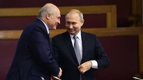 Лукашенко попросил у Путина «некоторые типы вооружения»