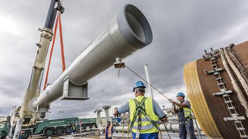 США расширят санкции против «Северного потока-2»