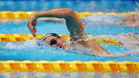 Пловец Граничка выиграл серебро Паралимпиады