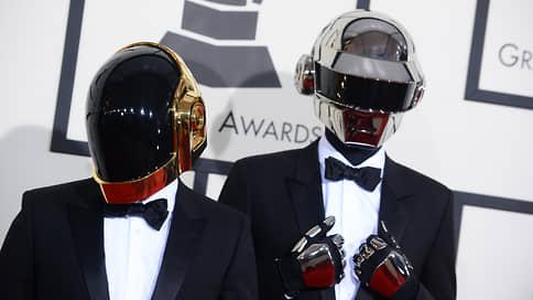 Электронный дуэт Daft Punk распался