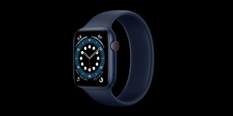 Не отображается дата на Apple Watch? Найдено решение