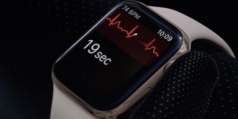 Вышло обновление для Apple Watch с поддержкой ЭКГ в России