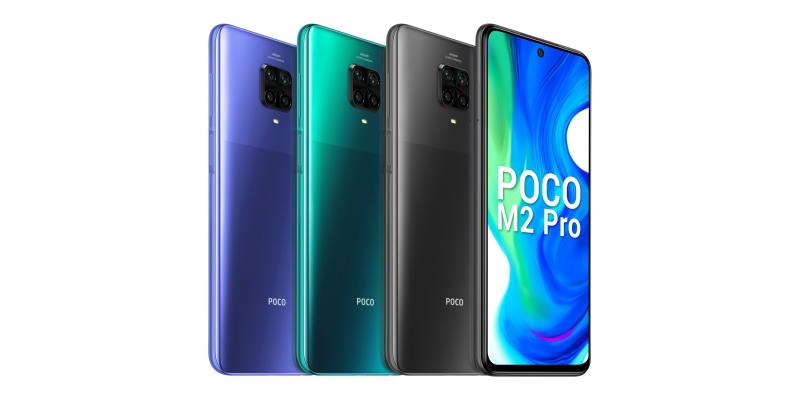 Poco M2 Pro — недорогой смартфон с 48-мегапиксельной камерой и очень быстрой зарядкой